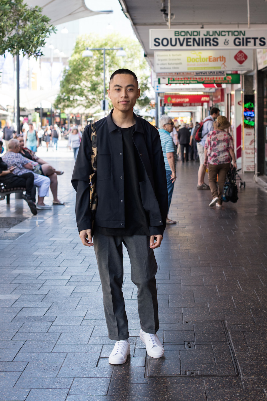 "NSW: Danny Truong, Sales Advisor, Bondi Junction. Photo: <a href=""http://frederiquemadi.com/"" target=""_blank"">Frédérique Madi </a>"