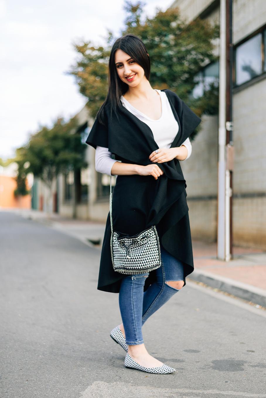 "SA: Alexandra, Law Student, Adelaide. ""Fashion fades, style is eternal."" Photo: Dimitra Koriozos"