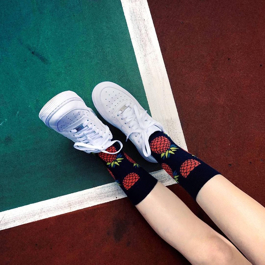 "Happy Socks. Photo: <a href=""https://www.instagram.com/7grfilm/"" target=""_blank"">@7grfilm</a>"