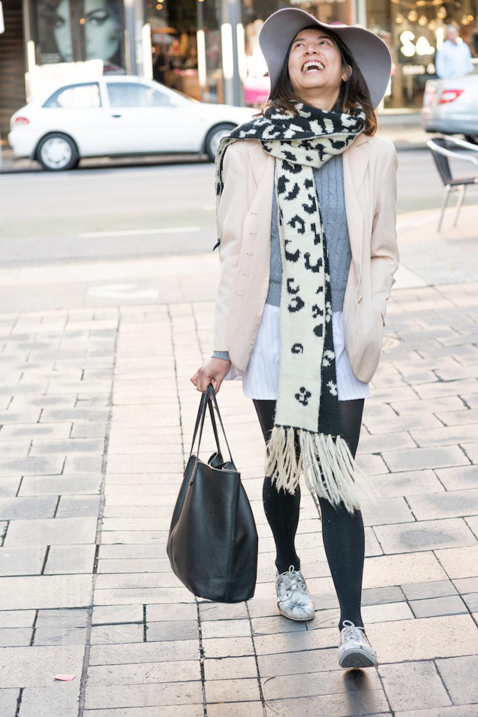 "SA: Nicole Puttnins, student, Rundle St, Adelaide. <a href=""http://www.foxowlphotos.com/"" target=""_blank""> Photo: John Wilson </a>"