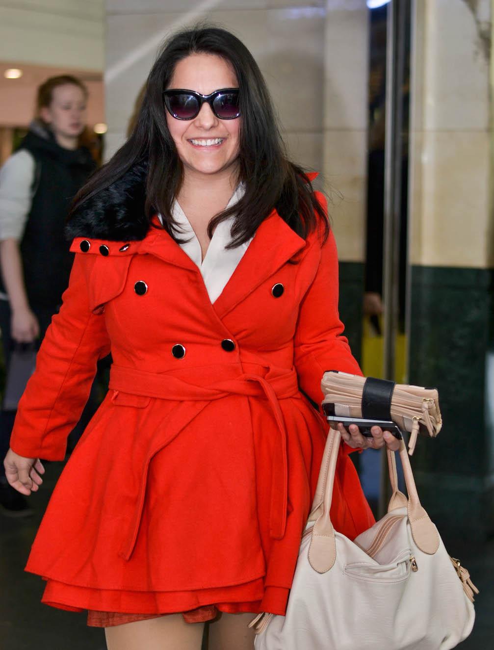 NSW: Veronica Piper, customer service, Pitt St. Photo: Alice Scriberras