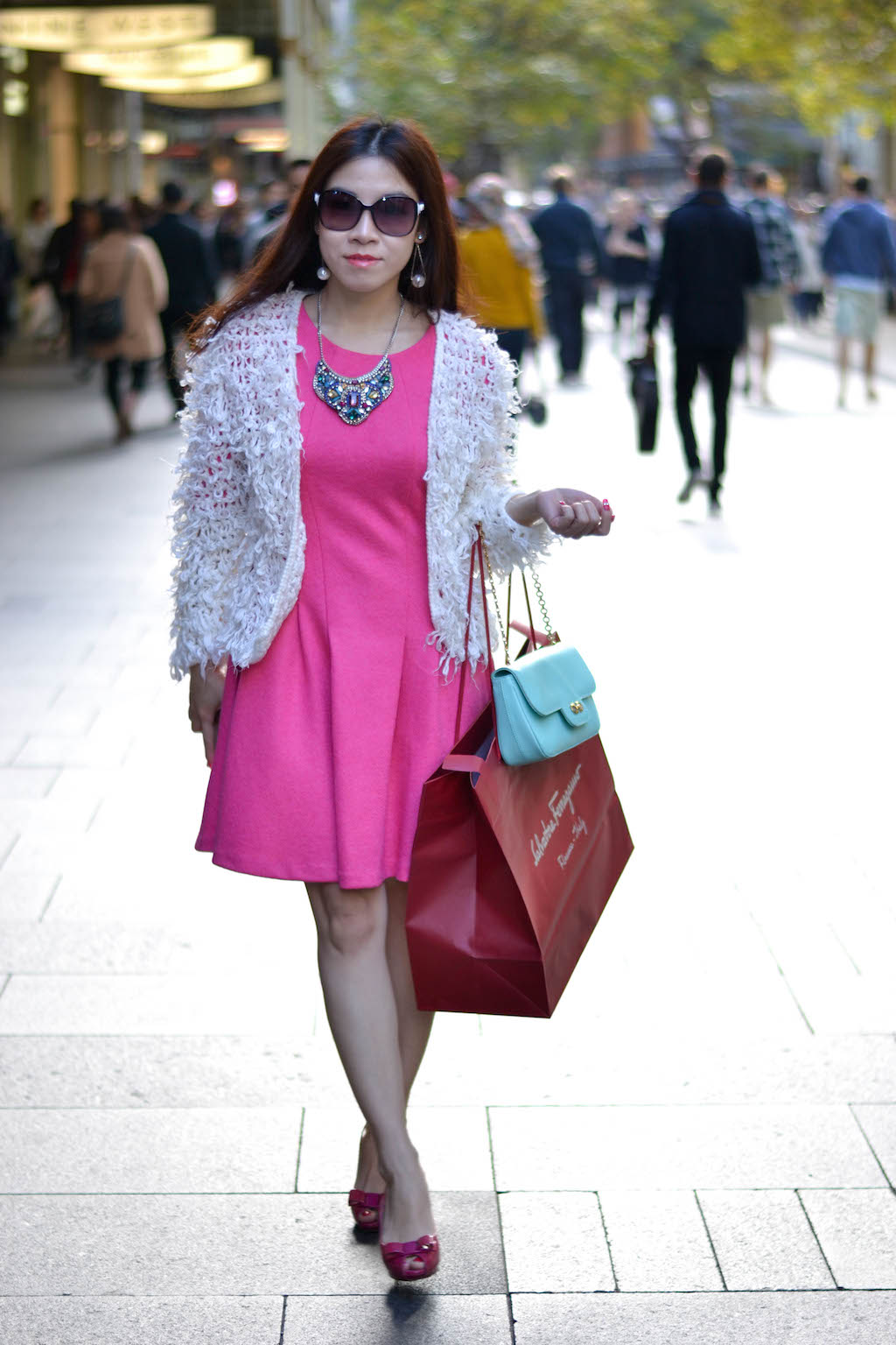 NSW: Viviana Li, Pitt St Sydney. Photo: Alice Scriberras