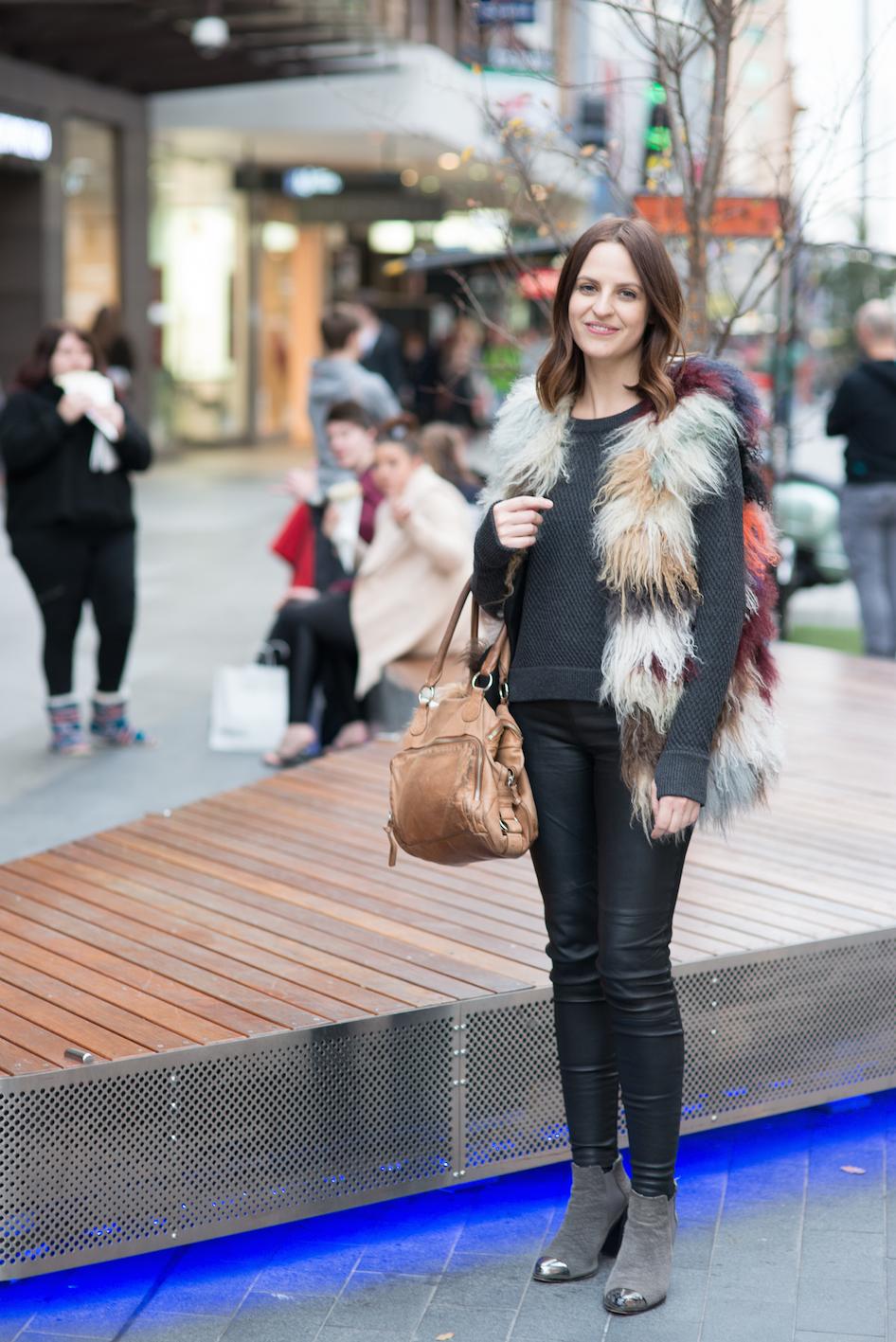 SA: Ruth Lloydd-Wright, communications, Rundle Mall. Photo: John Wilson.