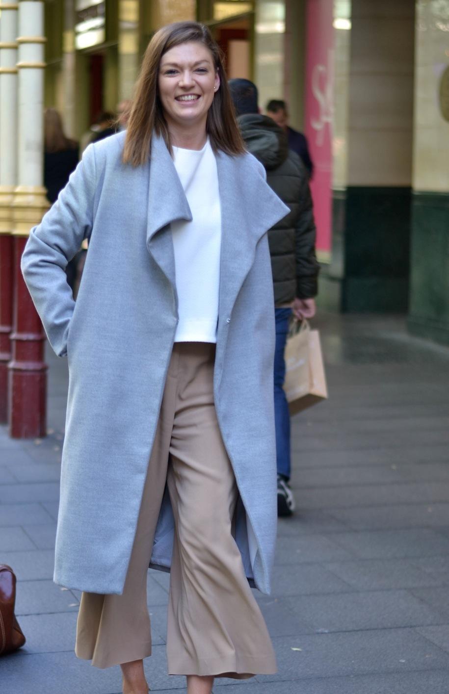 NSW: Sarah Fox, account analyst, Pitt St. Photo: Alice Scriberras.