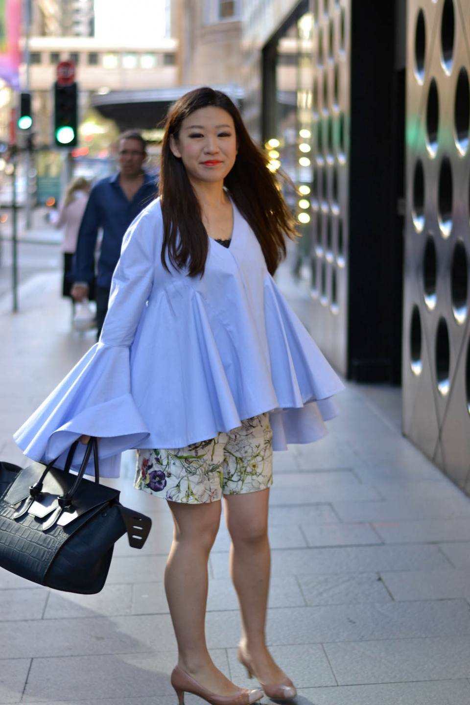 "NSW: Paula Wang, retail, Castlereagh St, Sydney. ""I love fashion. My favourite brands are Gicci ready-to-wear, BV and Celine. I love Australian designers."" Pic: Alice Scriberras"