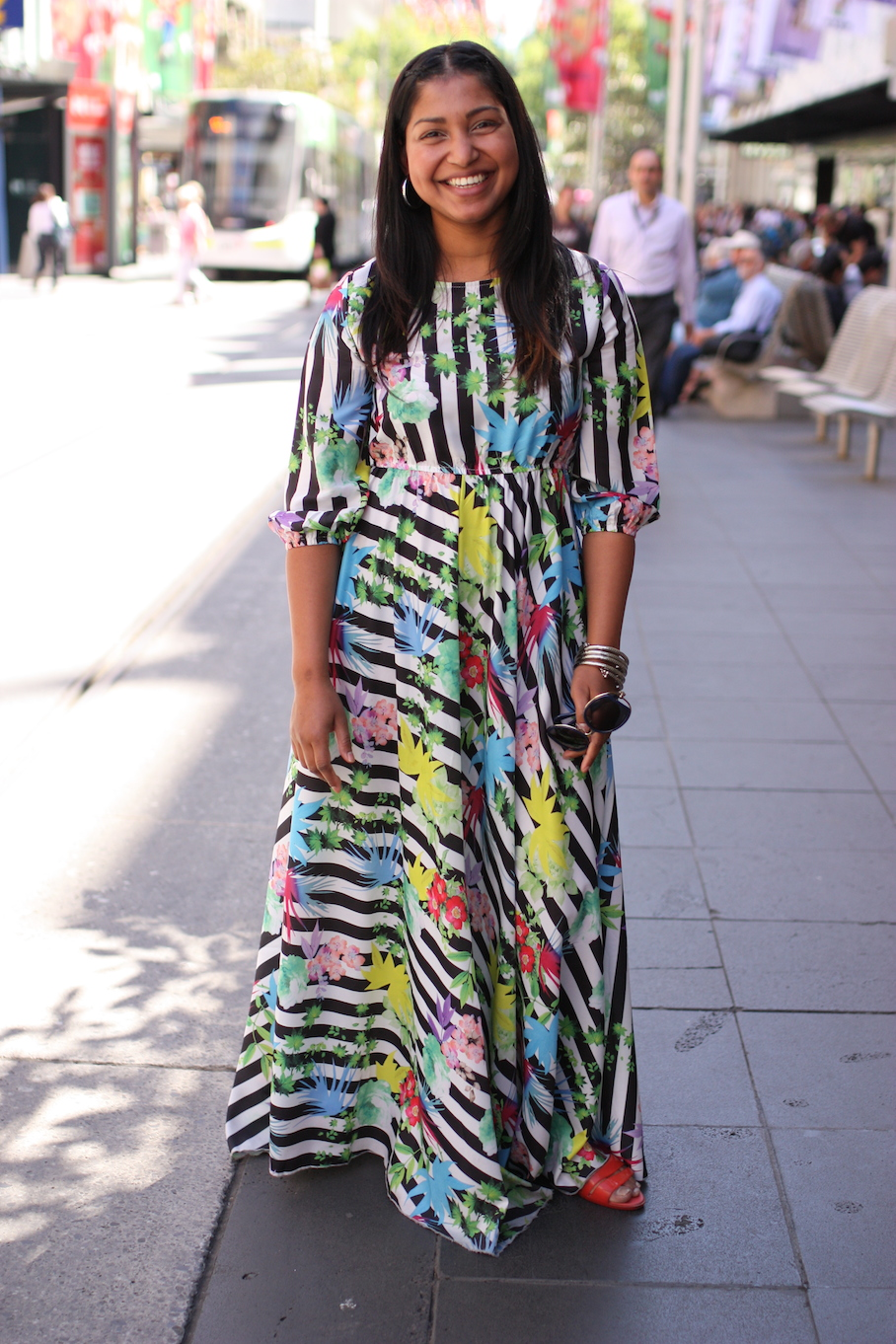 "Vic: Aman Khanna, Customer Service, Melbourne. ""I'm ready for the sunny day with my own colours."" Photo: <a href=""http://www.marythamphotography.weebly.com/"" target=""_blank"">Mary Tham </a>"