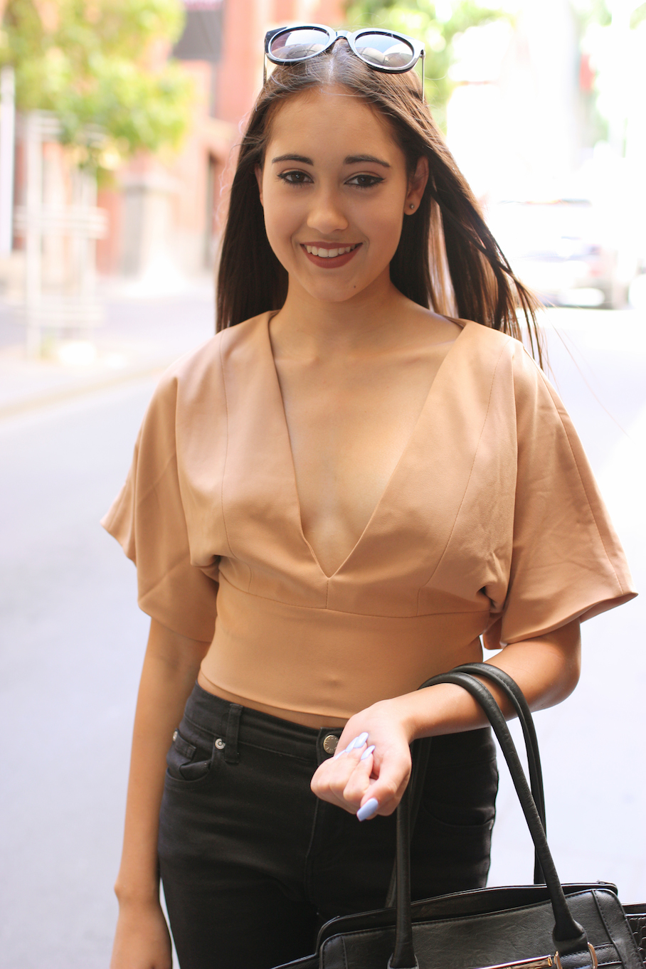 """Vic: Lexi Wegener, Pharmacy Assistant, Melbourne CBD. Photo: <a href=""""http://www.marythamphotography.weebly.com/"""" target=""""_blank"""">Mary Tham </a>"""