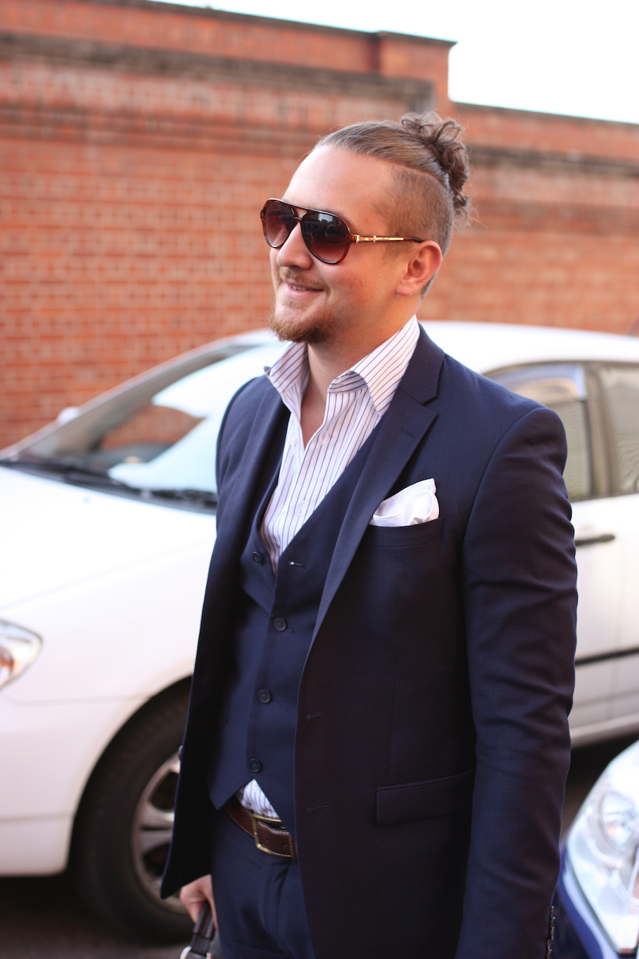 "Vic: Devan Wallace, Marketing Manager, Yarra St, South Yarra. ""I enjoy tailored suits and the finer things in life."" Photo: <a href=""http://www.marythamphotography.weebly.com/"" target=""_blank"">Mary Tham </a>"