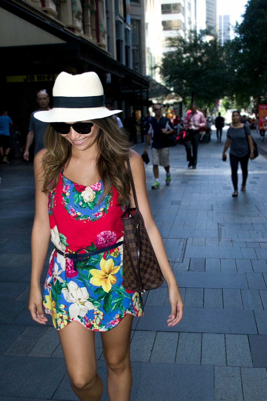 "NSW: Daniele Kodoma, lawyer, Pitt St.  ""I like lots of colour"". Pic: Alice Sciberras"