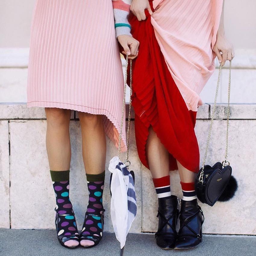 "Happy Socks. Photo: <a href=""https://www.instagram.com/trishandari/?hl=en"" target=""_blank"">@trishandari</a>"