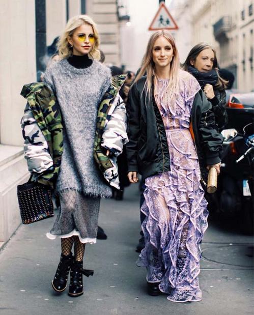 "Paris: London: <a href=""http://fashionisers.com"">Fashionisers</a>"