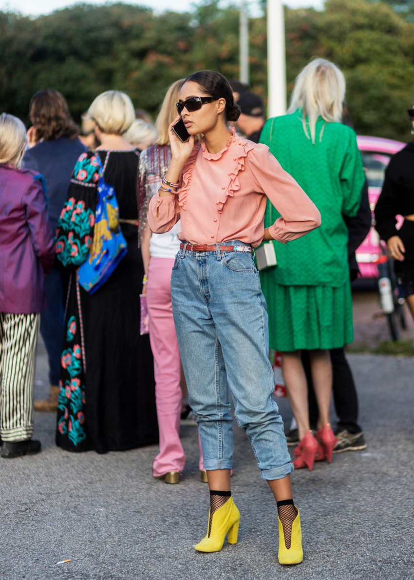 "International Street Style Fashion - Copenhagen: <a href=""http://www.refinery29.uk/""target=""_blank"">Refinery 29</a>"
