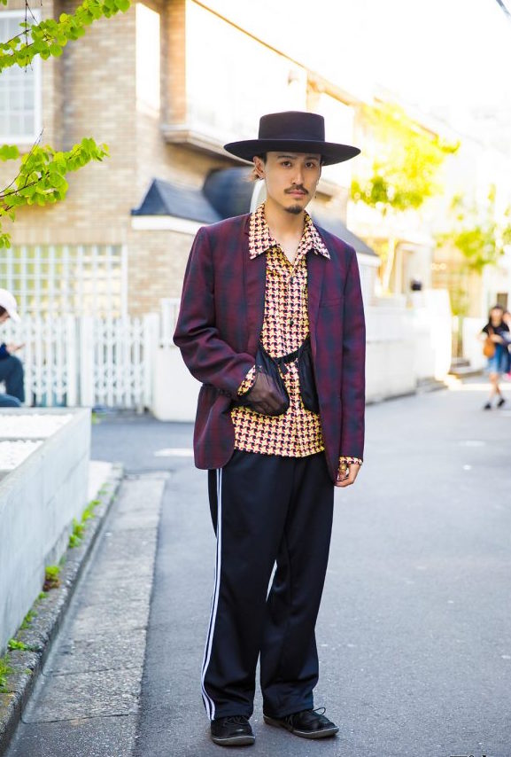 "International Street Style Fashion - Tokyo:  <a href=""https://www.tokyofashion.com/?hl=en""target=""_blank"">Tokyo Fashion</a>"