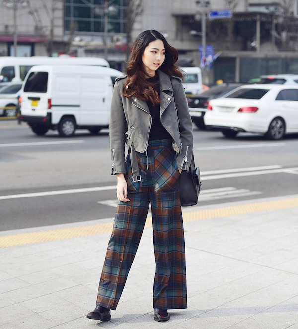 "International Street Style Fashion - Seoul: <a href=""http://koreanmodel.tumblr.com/?hl=en""target=""_blank"">Korean Model</a>"