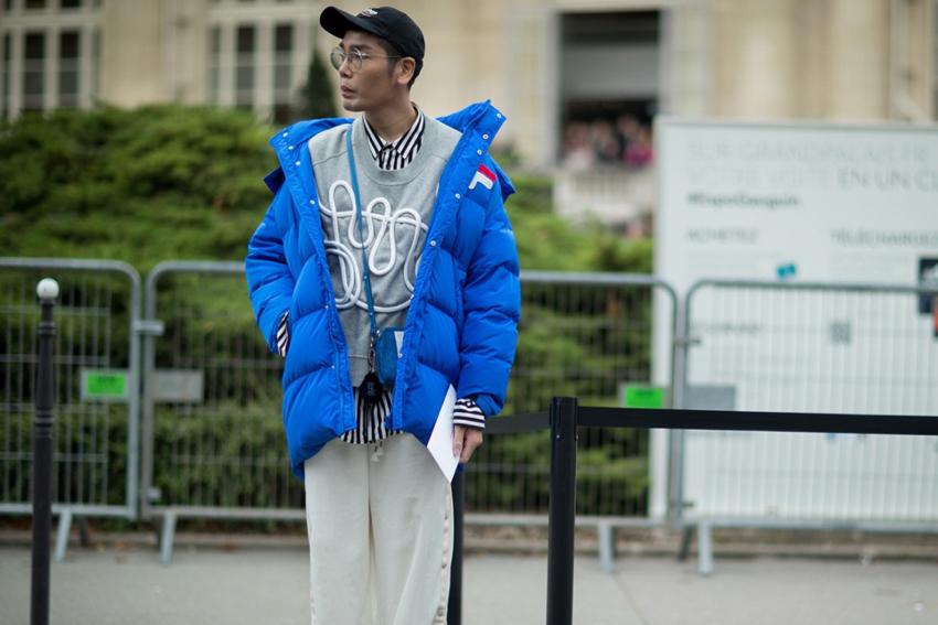 "International Street Style Fashion - Paris: <a href=""www.highsnobiety.com""target=""_blank"">High Snobiety</a>"
