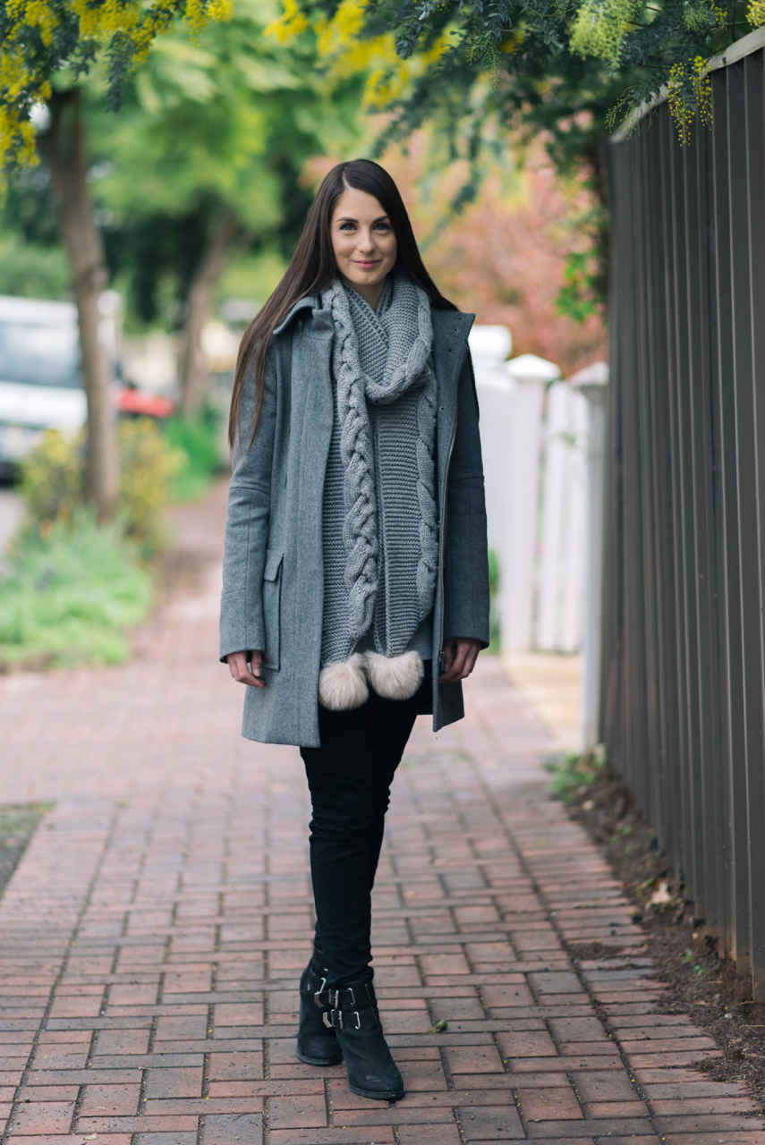 "SA: Jacqui Miholos, Fashion Blogger, Payneham. ""I love dressing to my mood, with a focus on elegant classic pieces."" Photo: Dimitra Koriozos"