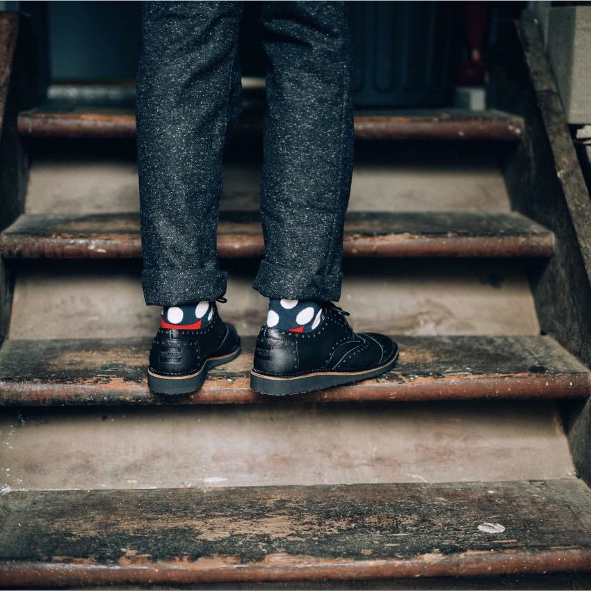 Happy Socks. Photo: Dimitra Koriozos