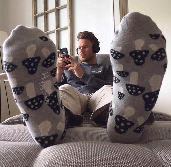 "Happy Socks Photo: <a href=""https://www.instagram.com/eeroettala/"" target=""_blank"">Eero Ettala</a>"