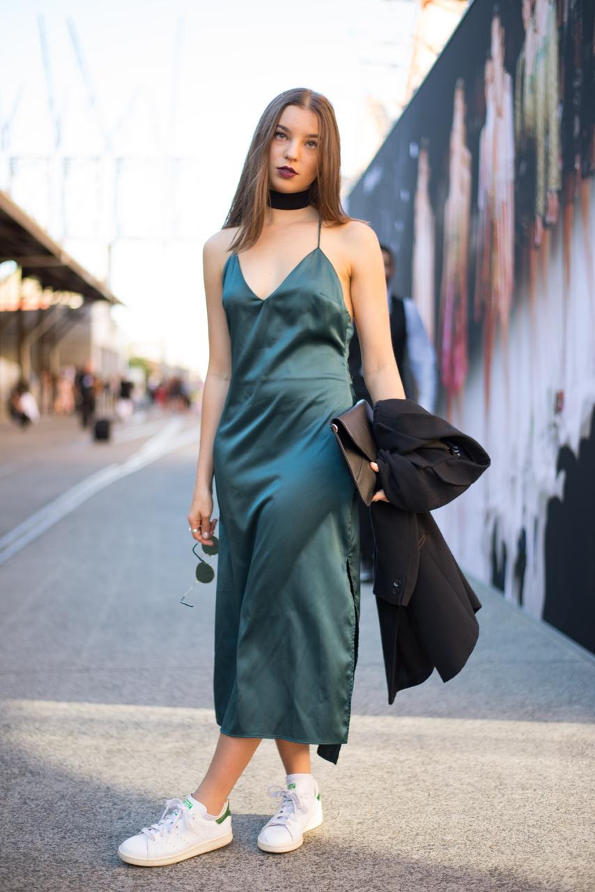 NSW: Hetty Appleton, Fashion Blogger, Carriageworks, Sydney. Photo: Dimitra Koriozos