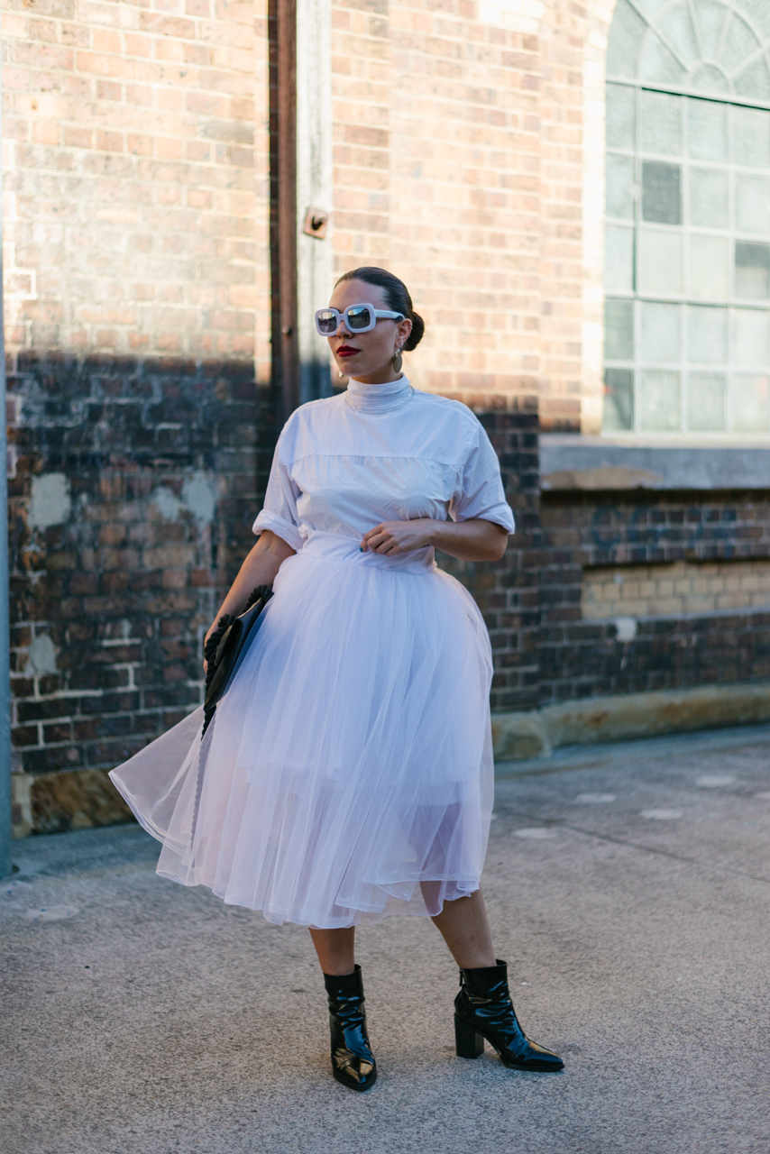 NSW: Bou, Deisgner & Art Director, Carriageworks, Fashion Week. Photo: Dimitra Koriozos
