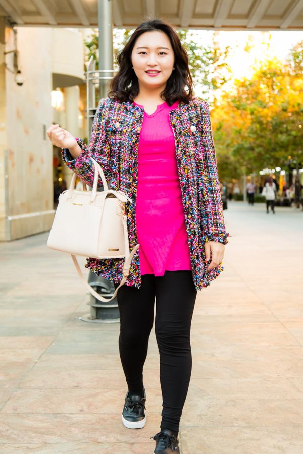 "WA: Kate, spotted by <a href=""http://www.rahstudios.com.au/street-style.html/"" target=""_blank"">Alain Quah</a>, Perth."