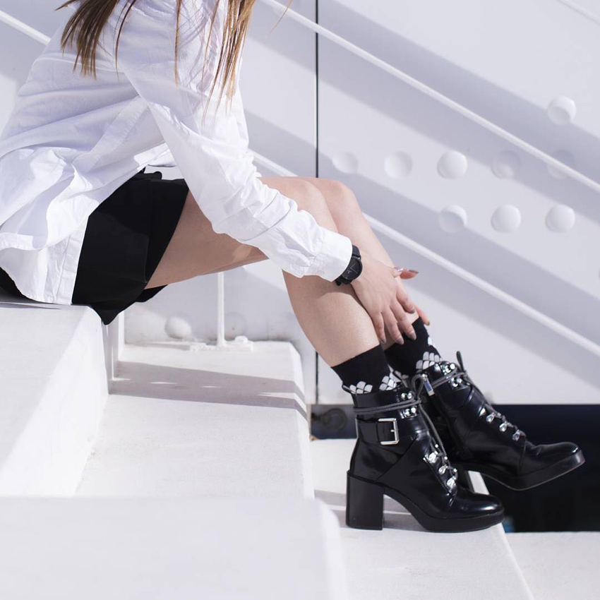 "Happy Socks. Photo: <a href=""https://www.instagram.com/theburguesinha/"" target=""_blank"">@theburguesinha</a>"