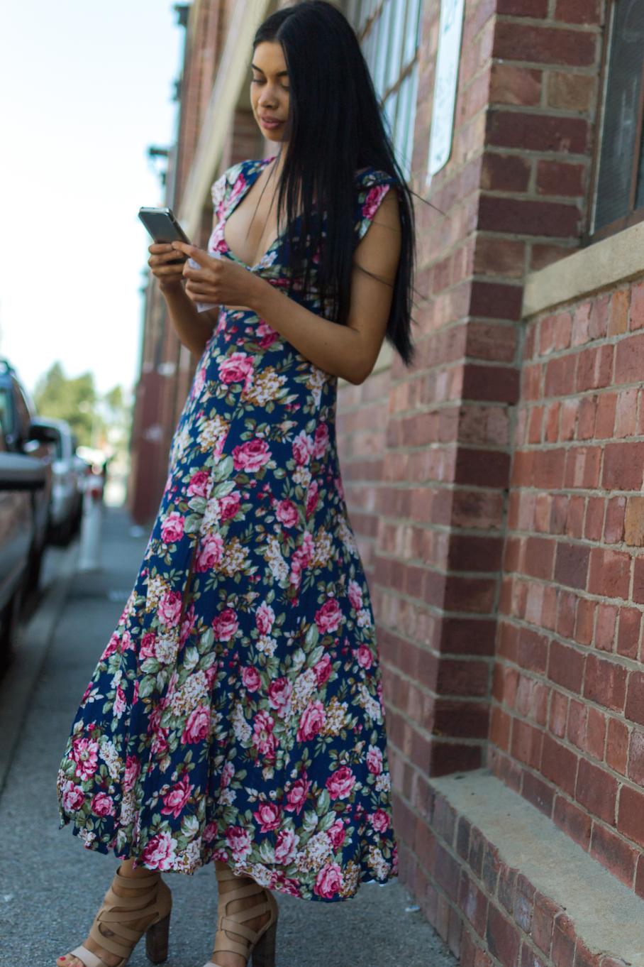 SA: Jenna Brown, Finance, Adelaide Fashion Festival. Photo: Dimitra Koriozos