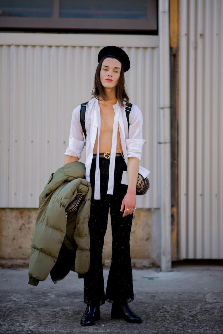 NSW: Curtis, Stylist, Carriageworks, Sydney. Photo: Dimitra Koriozos