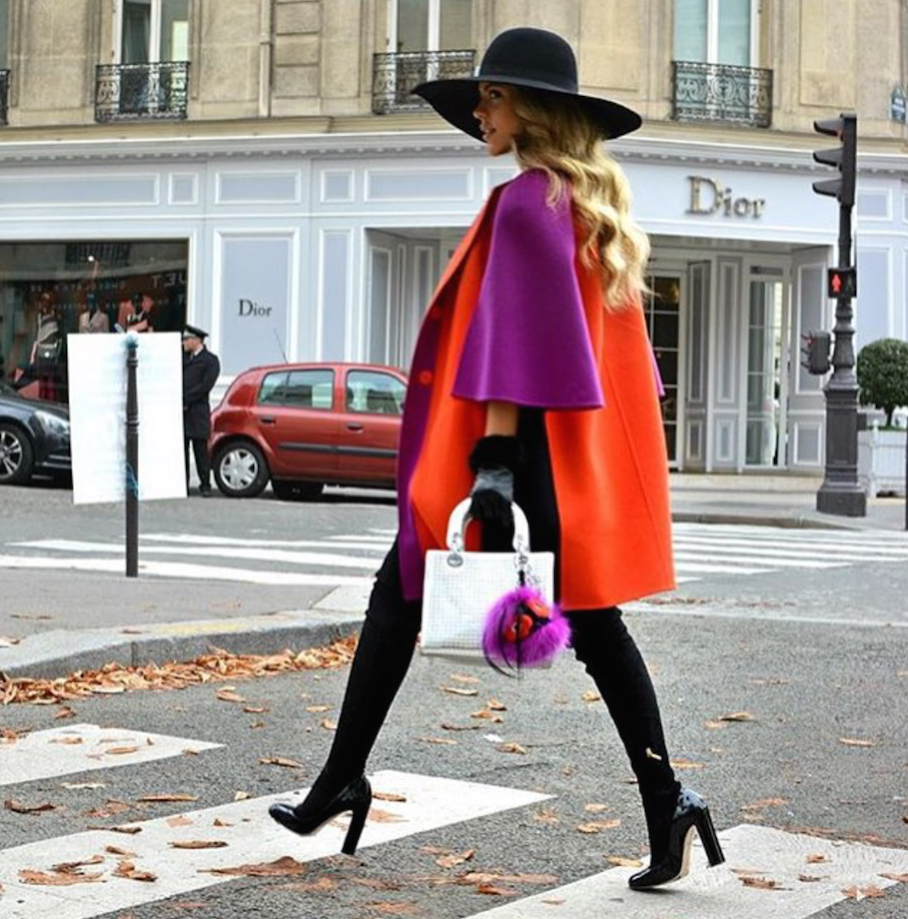 """Paris:<a href=""""http://instagram.com/therealstyleindubai/""""target=""""_blank"""">The Real Style In Dubai</a>"""