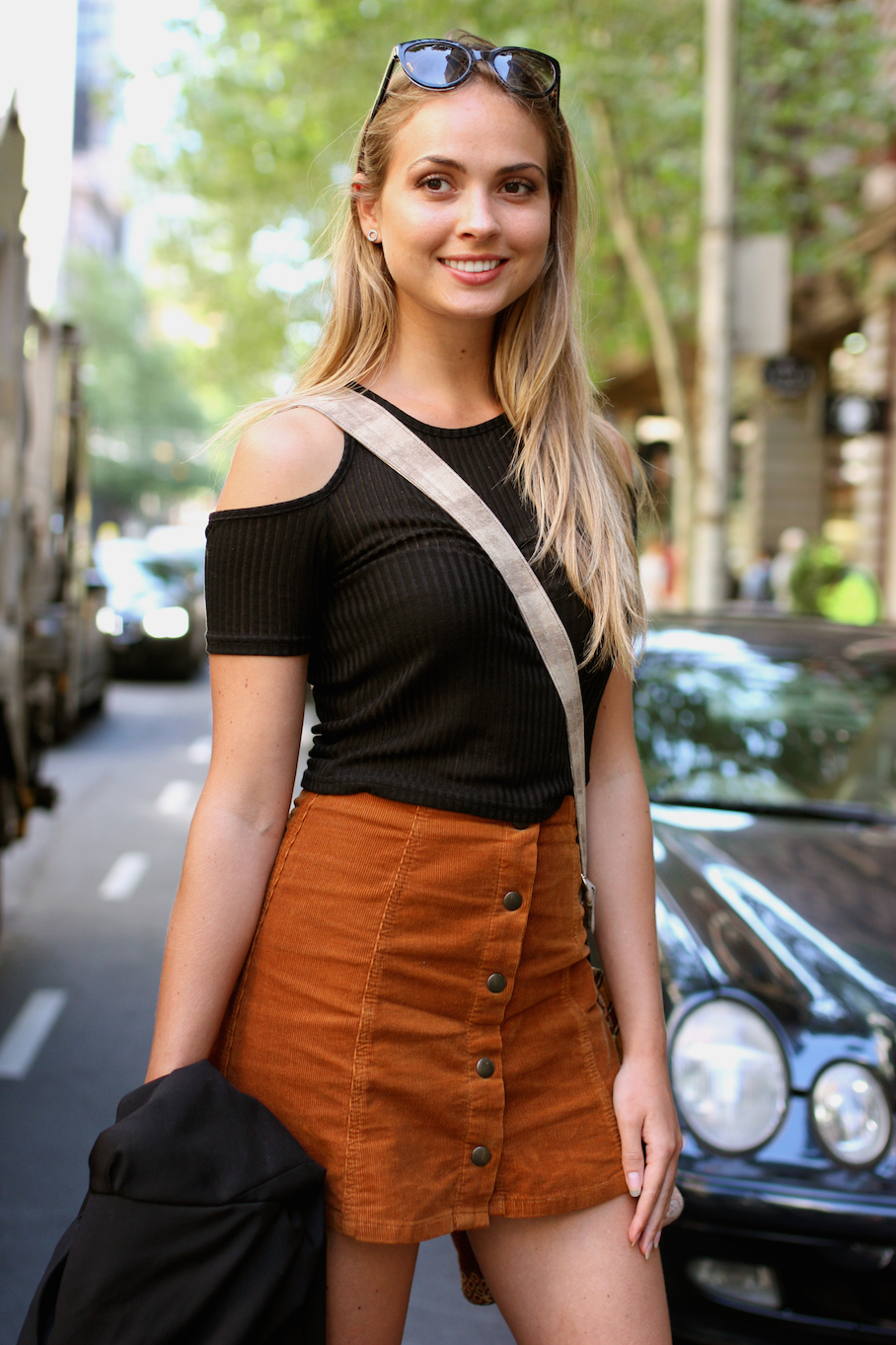 """Vic: Alize Lily Mounter, Model, Flinders St. """"She had the soul of a gypsy, the heart of a hippie, the spirit of a fairy."""" Photo: <a href=""""http://www.marythamphotography.weebly.com/"""" target=""""_blank"""">Mary Tham </a>"""