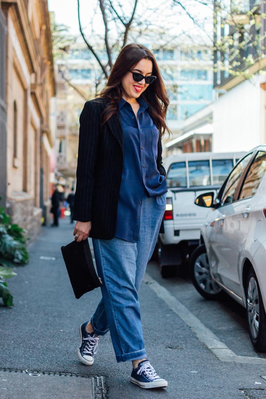 """SA: Alexandra Gounas, Designer/Creative, Adelaide. """"I'm inspired by life."""" Photo: Dimitra Koriozos."""