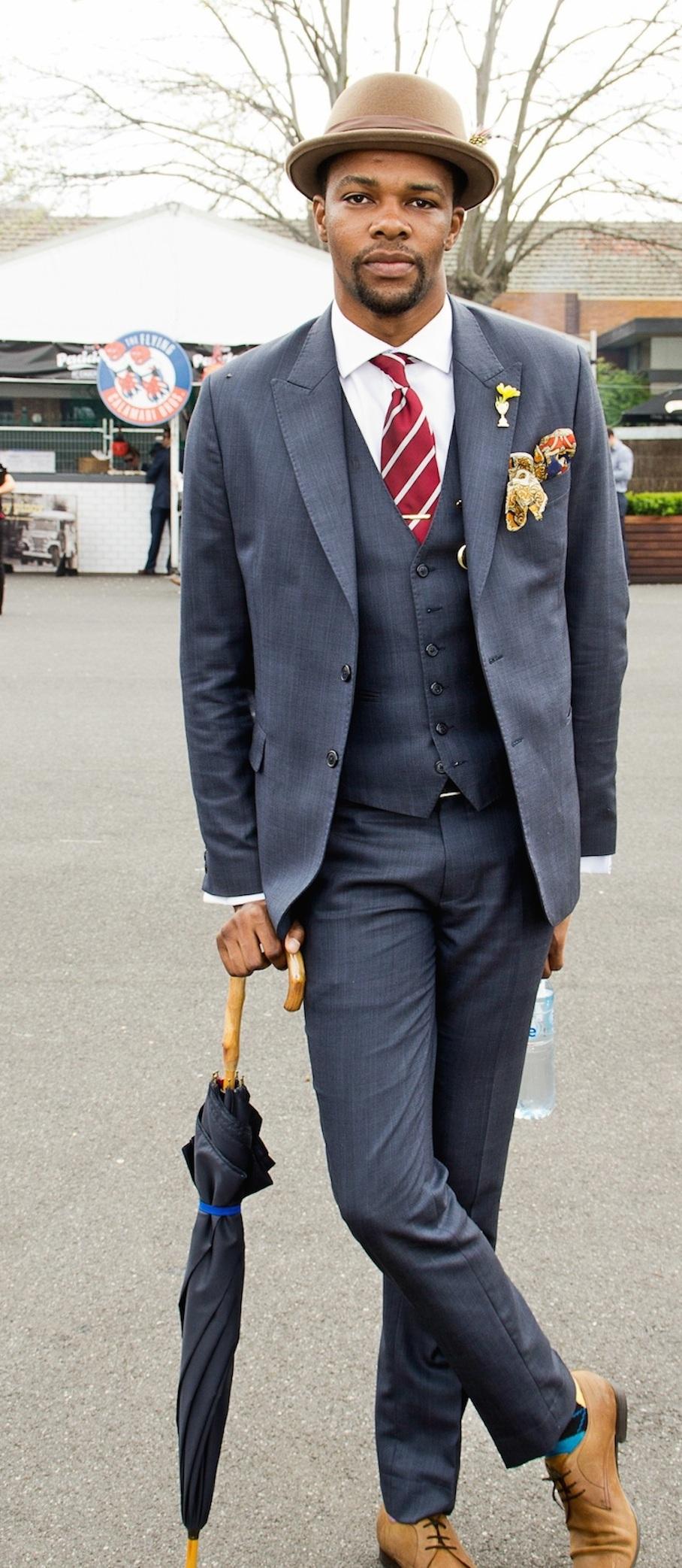 Vic: Thomas Banda, Revenue Specialist, Caufield. Photo: Les Brown.