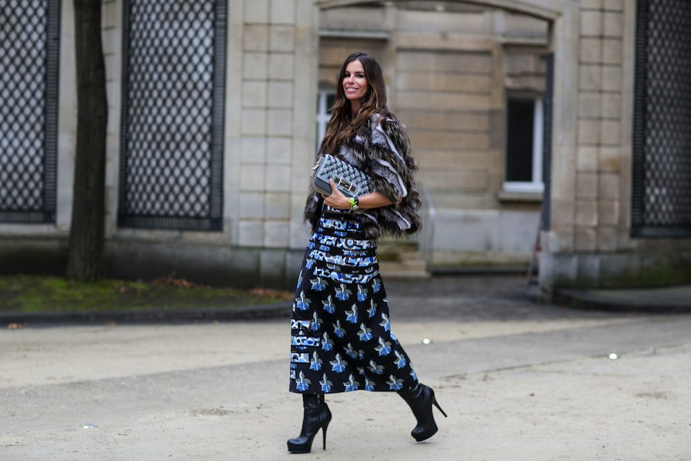 "Paris:  <a href=""http://www.thefashionspot.com/"" target=""_blank""> The Fashion Spot</a>"