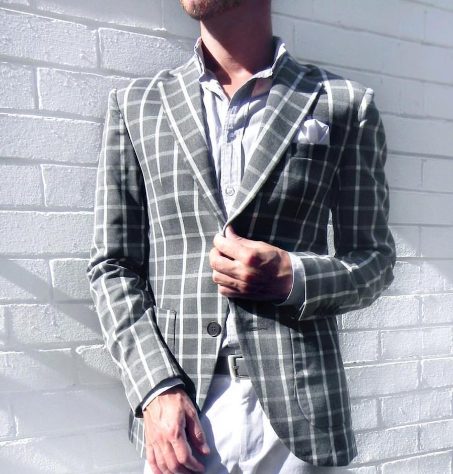 """<a href=""""http://www.instagram.com/brentwilsonfashion/"""" target=""""_blank"""">Brent Wilson Fashion </a>"""