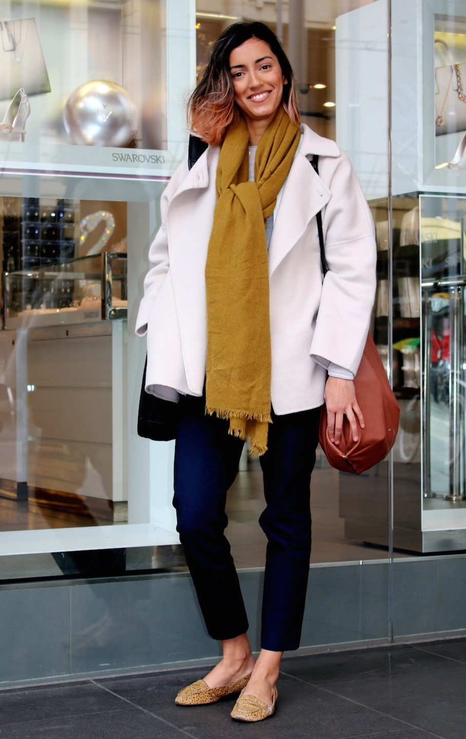 Vic: Pamela Reddi, Bourke St, Melbourne. Photo: Tracie Sullivan.