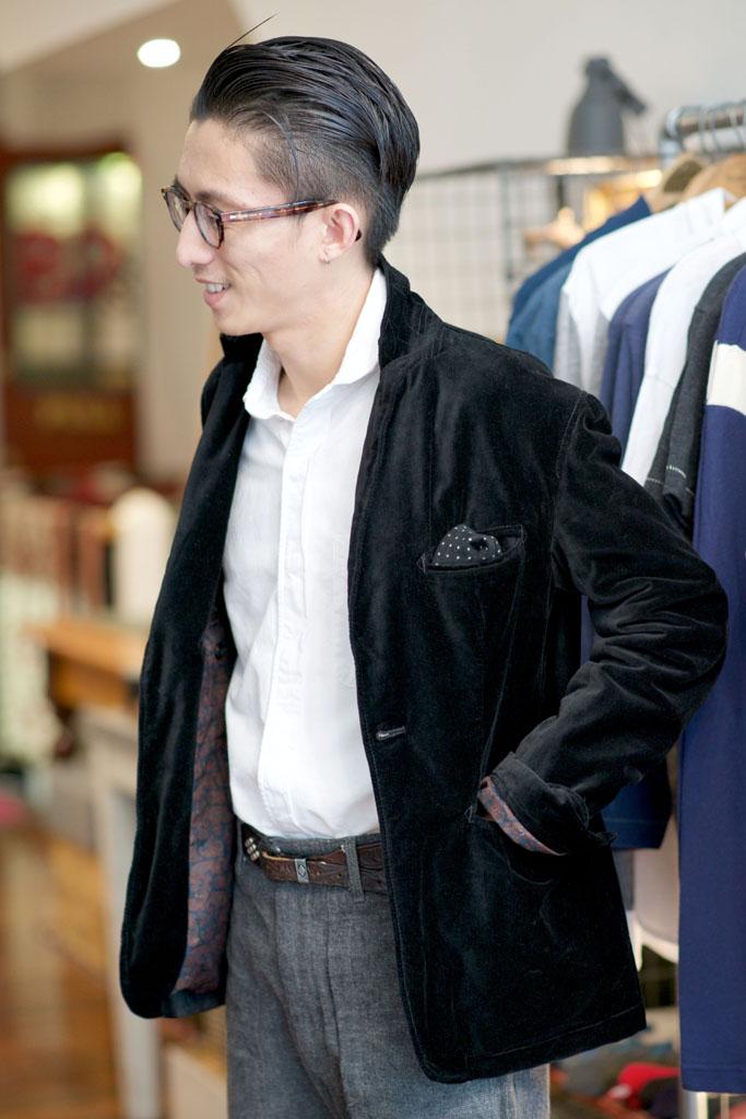 WA: Eddy, Sales Assistant, Perh City. Photo: Alan Wu