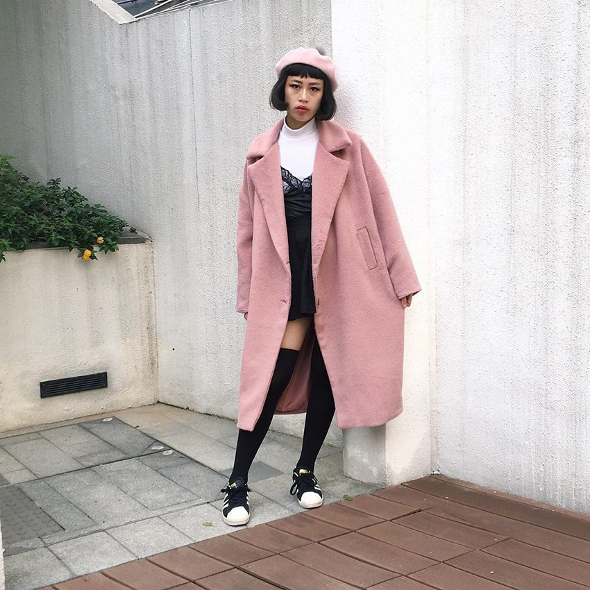 Don't - hide your true winter fashion colours
