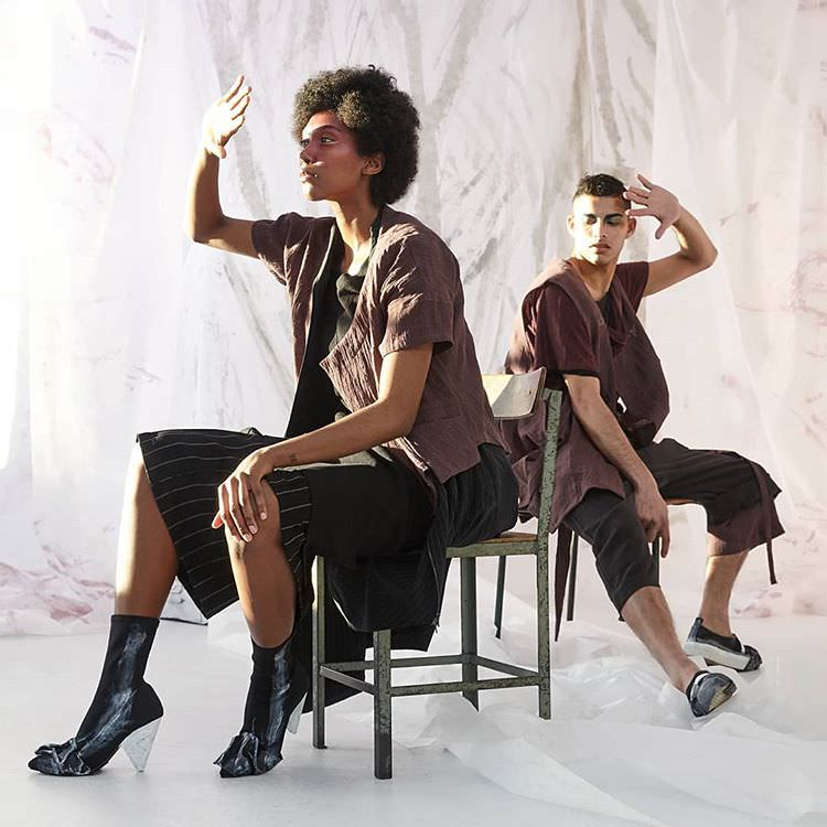 Australian fashion designer by JUDE