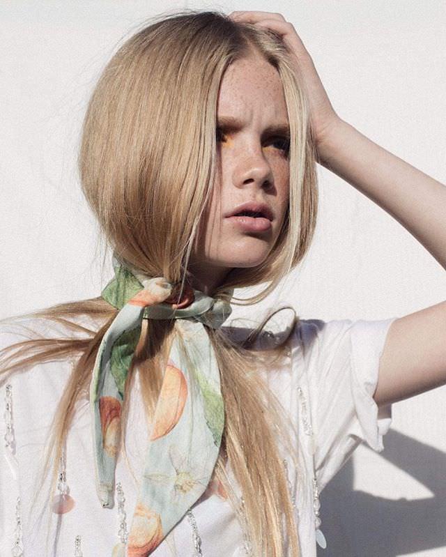Australian fashion designer Solomon Street