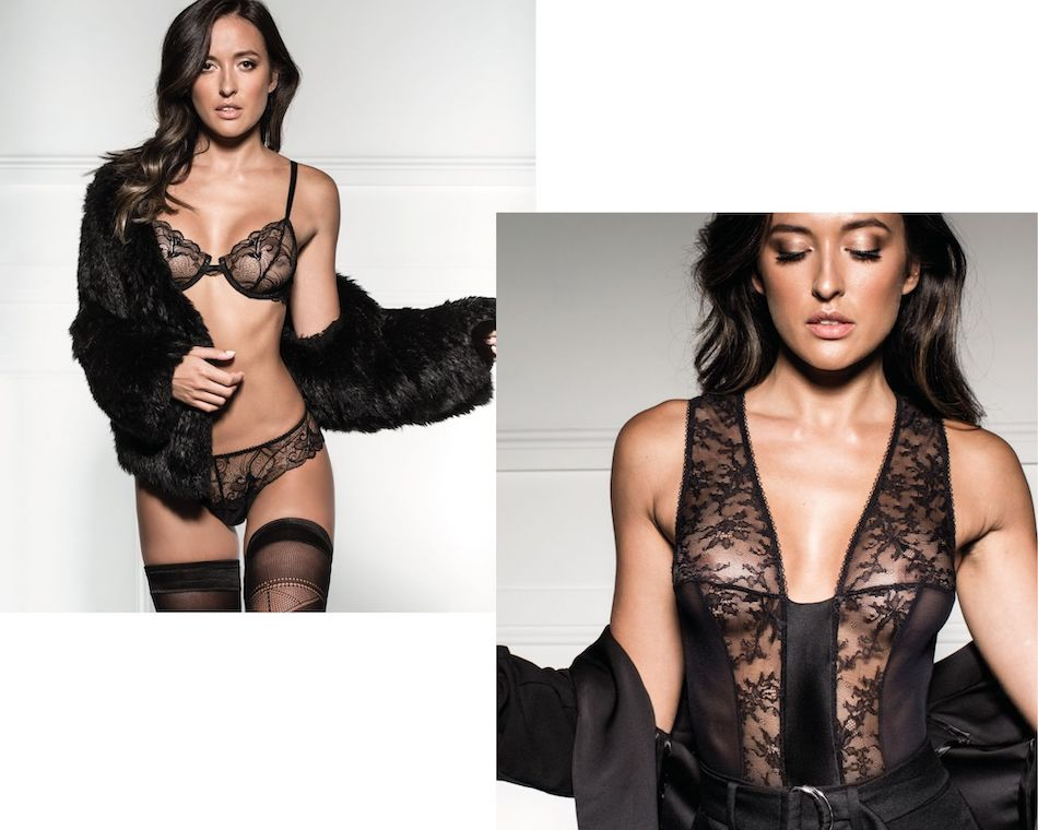 iole slow fashion lingerie campaing photos