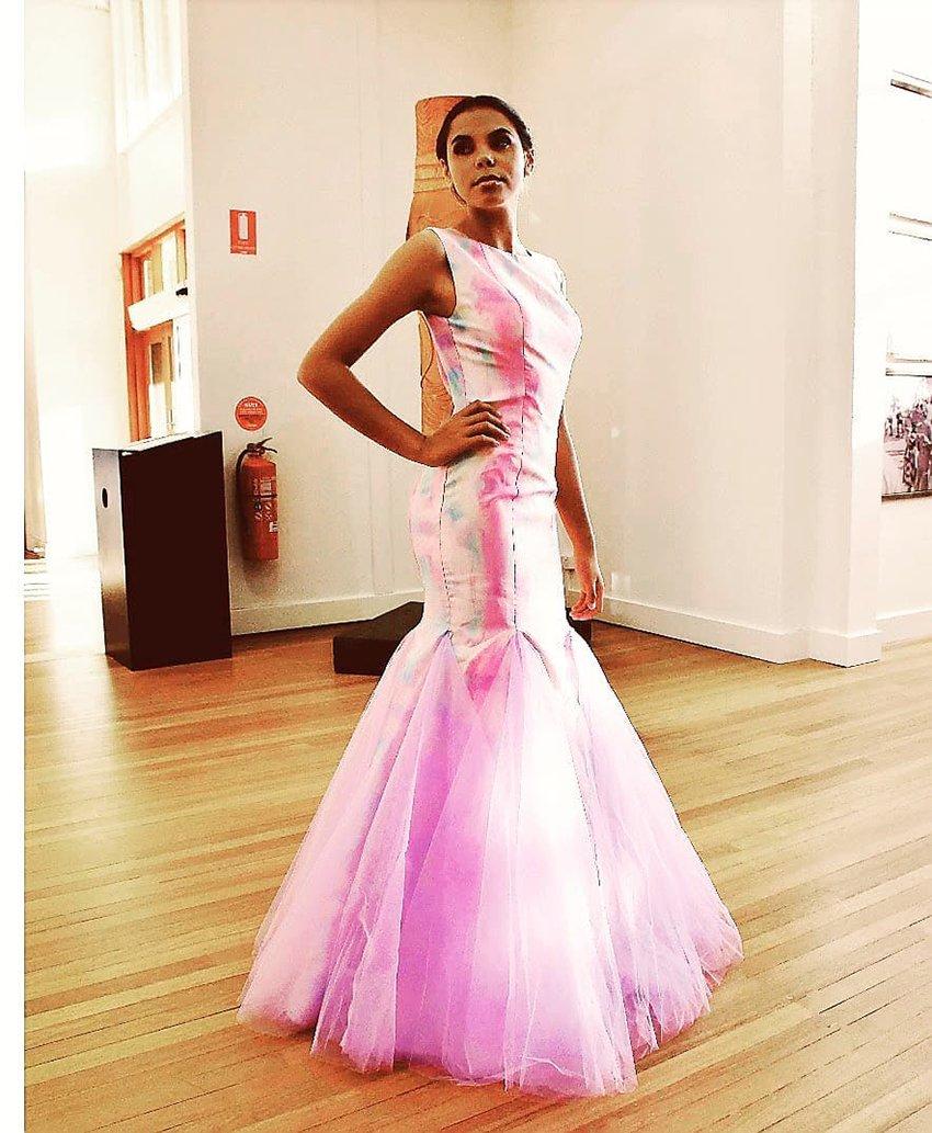 Australian fashion label by Aboriginal fashion designer Colleen Tighe Johnson