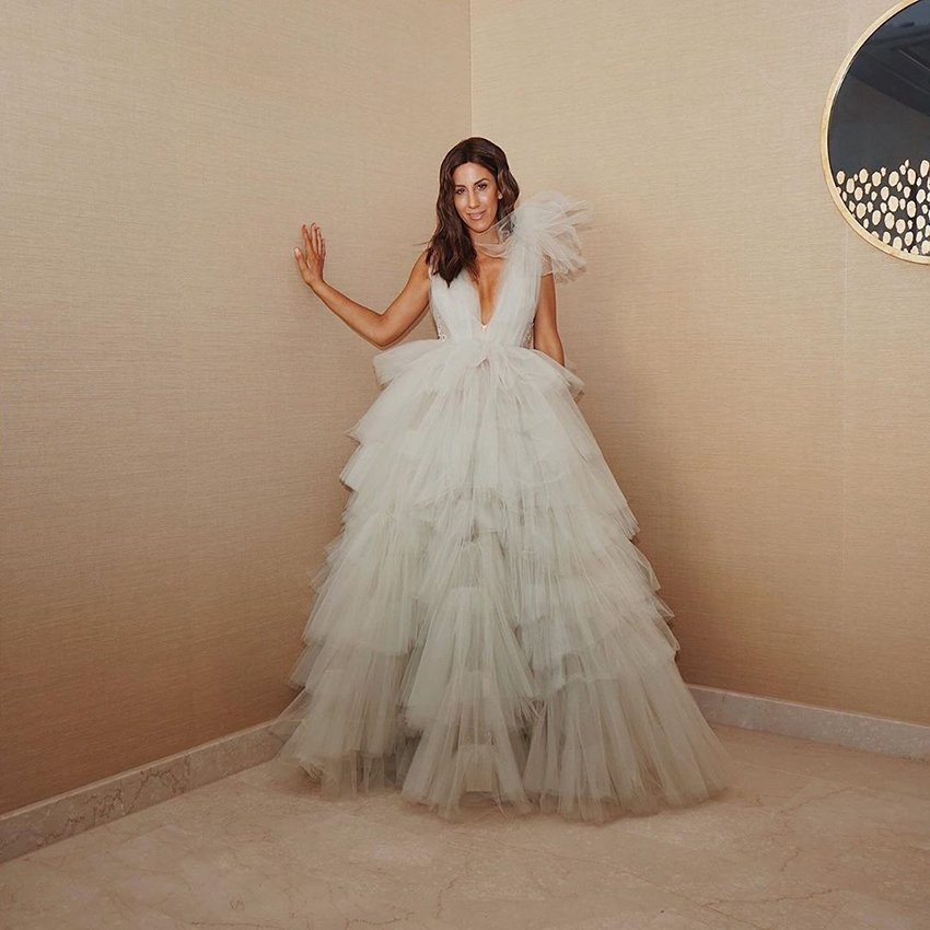 Australian fashion label couture+love+madness is known for its signature use of tulle