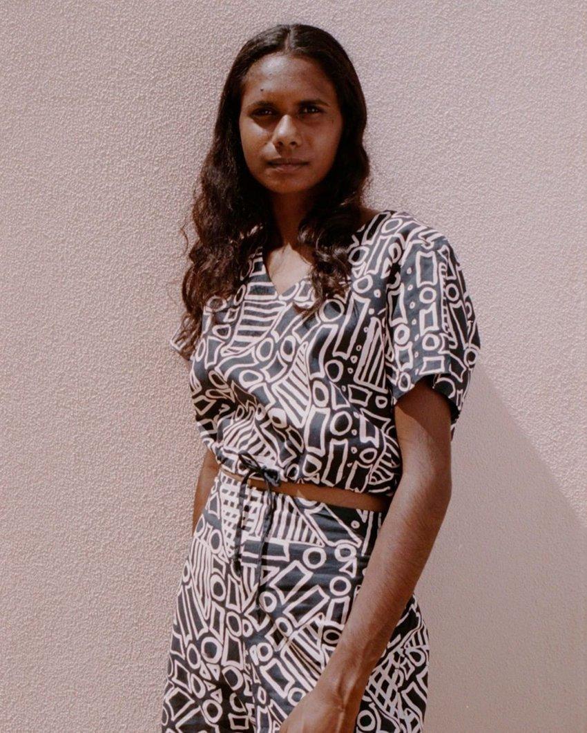 North - By Tiwi Islander women