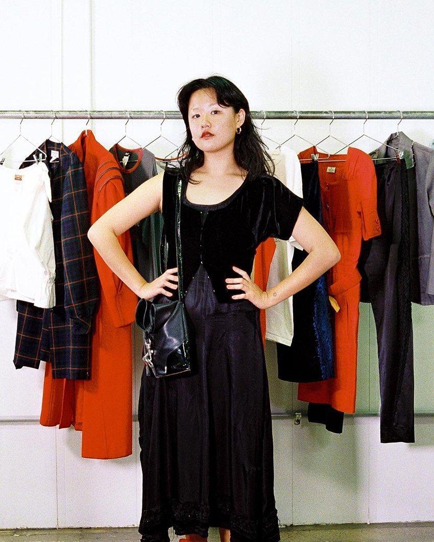 Vintage Fashion Style via Recyle Boutique