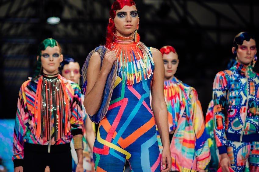 Adelaide Fashion Festival 2017 Tiff Manuel Opening Runway