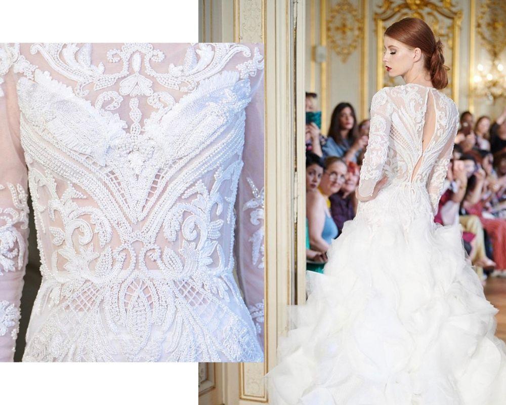 Australian Couture designer Aleem Yusuf