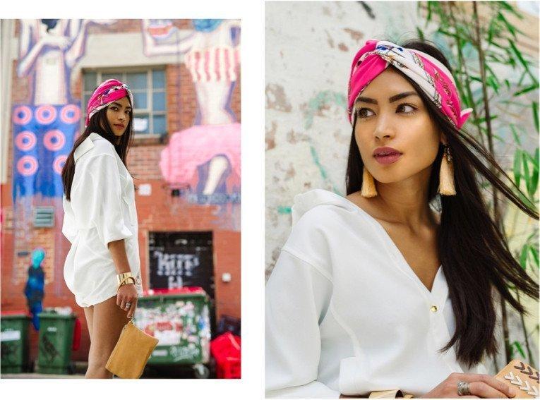 Anna Enriquez Harvey The Label30