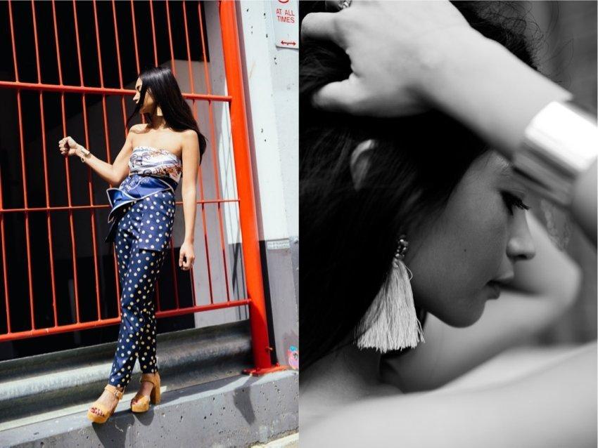 Top Voted Anna Enriquez Models Harvey the Label