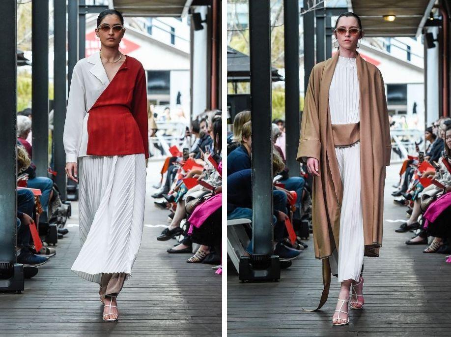 Melbourne Fashion Week - Asiyam