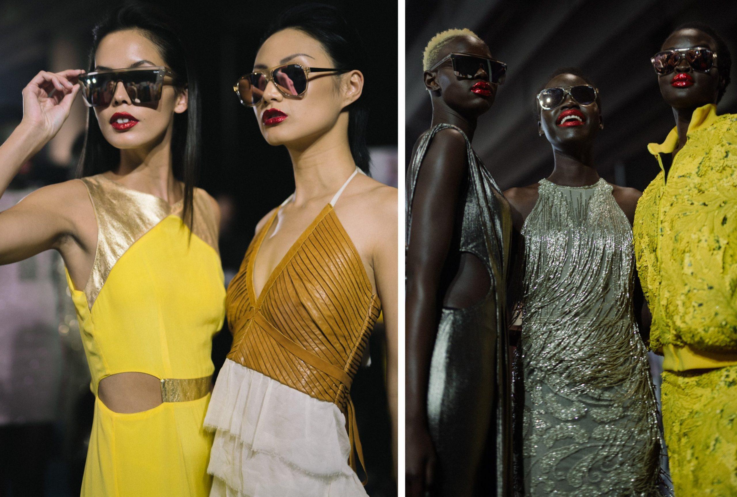 Celebrating 20 Years of Fashion: Backstage at Telstra Perth Fashion Festival's closing night